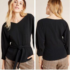 NWT Anthropologie Metier Structured Top